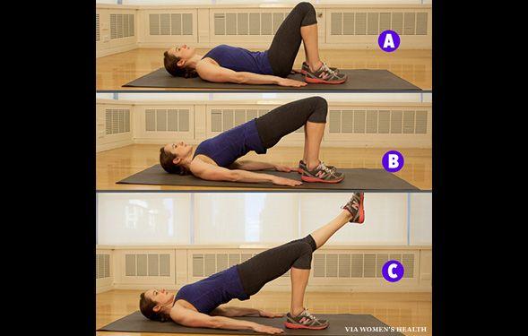 Yoga Poses Waistline