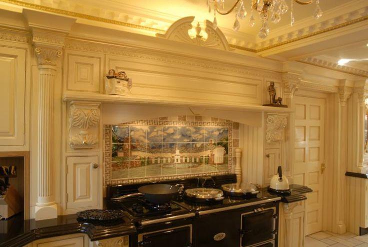 Oak Country Kitchen Ideas