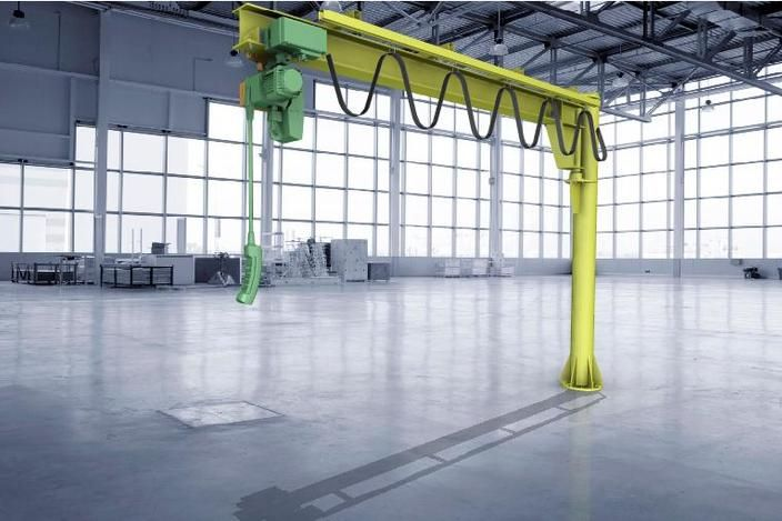 Mount Hitch Hoist Crane Lift