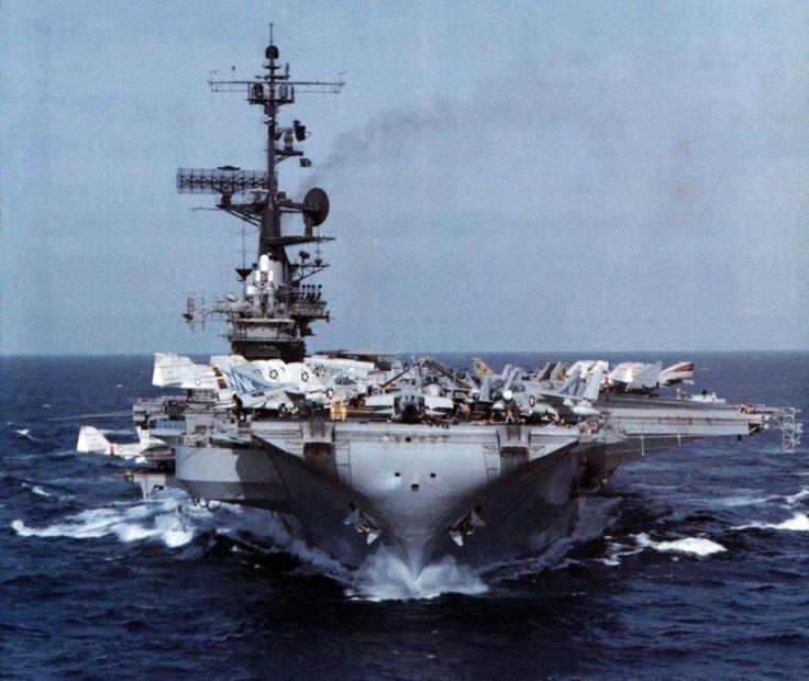 Enterprise Uss 43 Sea Midway 65 Uss Uss 41 Cv Coral Cv Cv