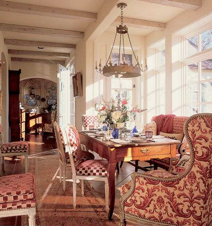 Style Cottage Country Decorating English