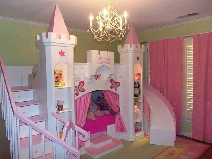 Princess Castle Bedroom Ideas