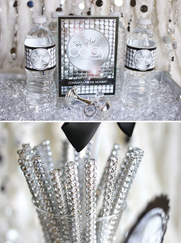 Bling Bling Party Decorations