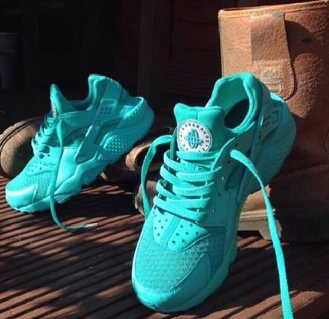 Teal Nike Shoes Mens