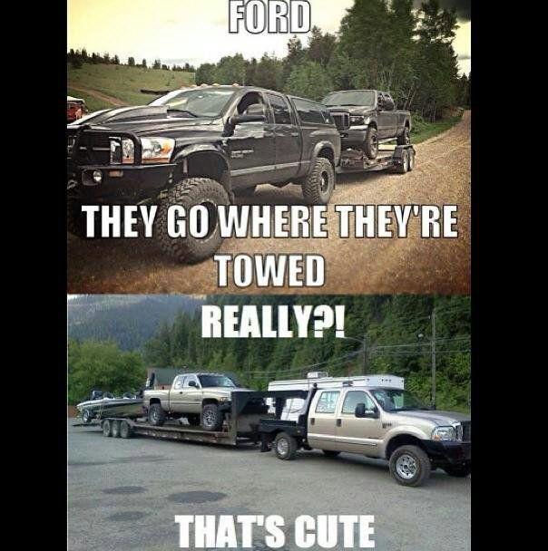 Chevy Vs Ford Memes