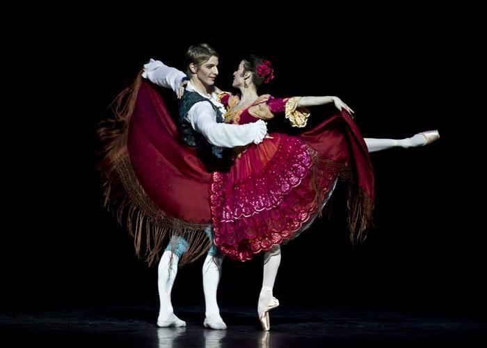 Paris Ballet Opera Oct 2013