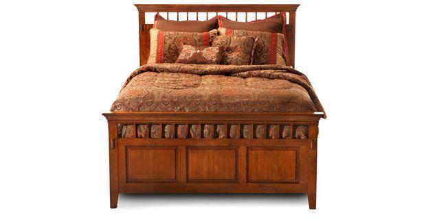 Bedroom Expressions Cristo Queen Panel Bed Ba Ebcrq On