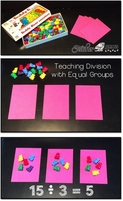 Grouping Multiplication 3rd Grade Projects