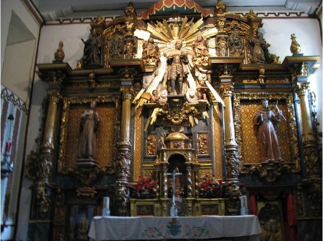 De Luis San Mission Picture High Tolosa Obispo