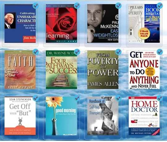 Best Self Improvement Audio Books