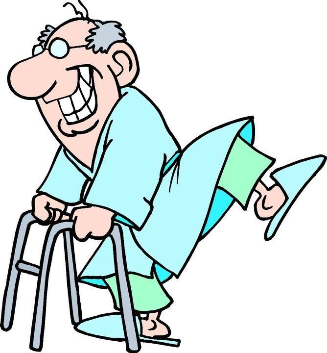 Broken Hip Elderly People