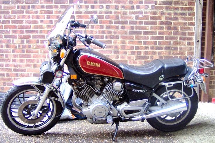 1982 Yamaha Virago 750 Bobber