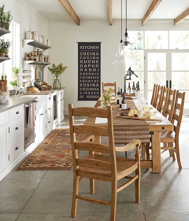 Galley Kitchen Table Ideas