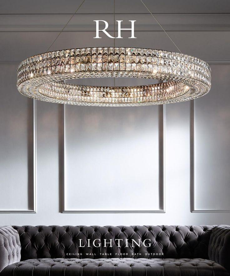 Restoration Hardware Lighting Pendant