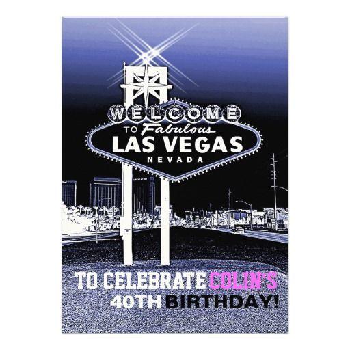 Custom Invitations Las Vegas