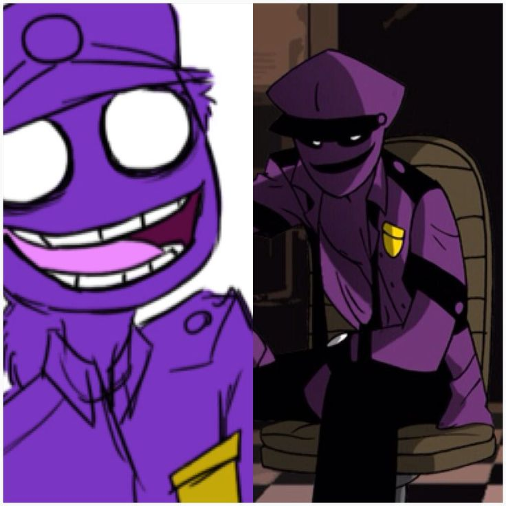 Purple Guy X Scott Lemon