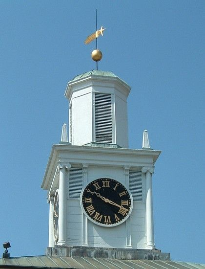 Market House Fayetteville Nc History