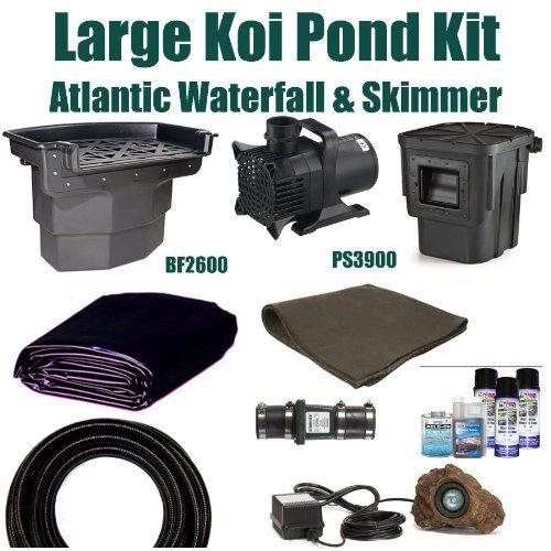 Designer Pond Liners