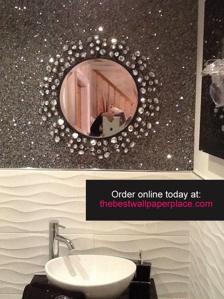 Glitter Paint Interior Walls