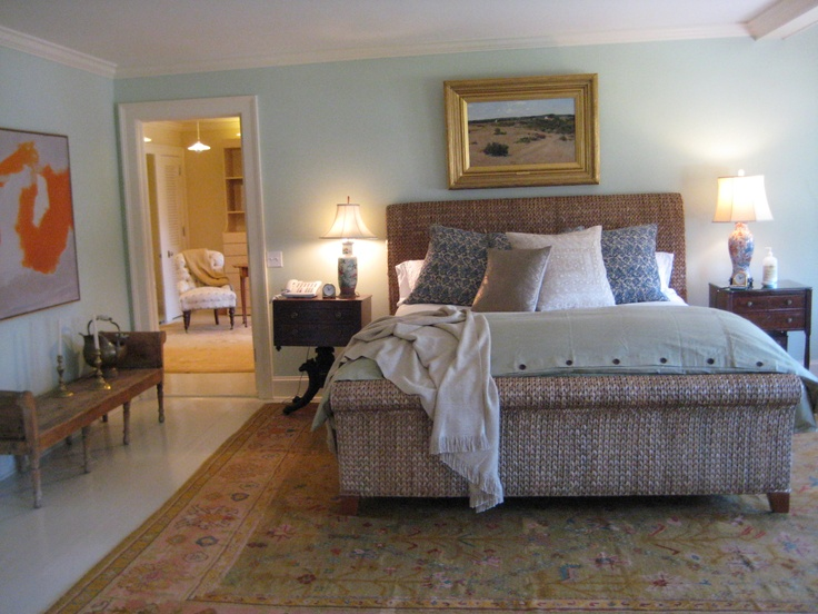 One Of My Favorite Bedrooms I Decorated At A Beach House