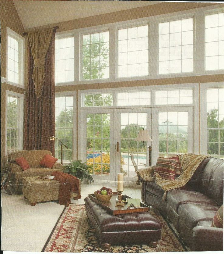 Treatment Without Window Ideas Curtains