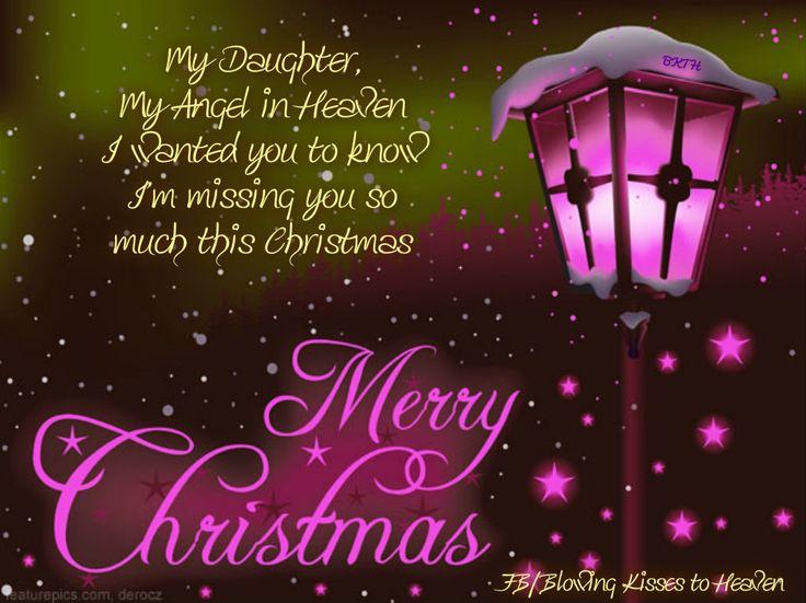 I Love You Christmas Daughter