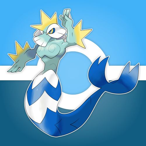 Type Water Fakemon Starter