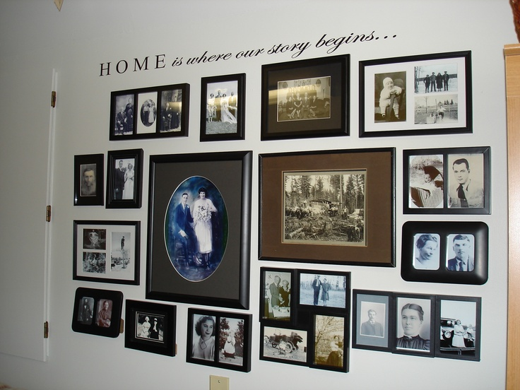Wall Hanging Ideas Picture Frame