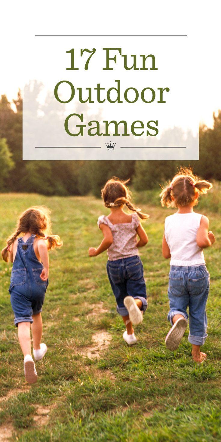Outdoor Games Everyone
