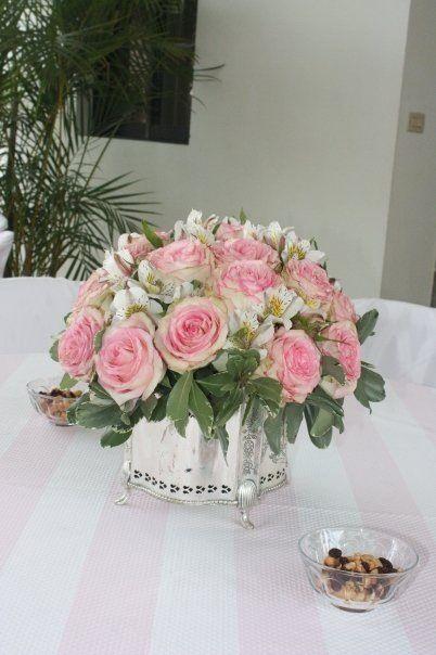 Para Centros Flores Mesa De Con Comunion