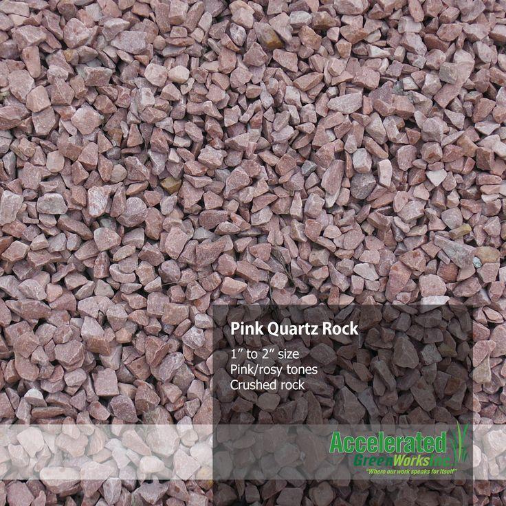 Pink Landscape Rock
