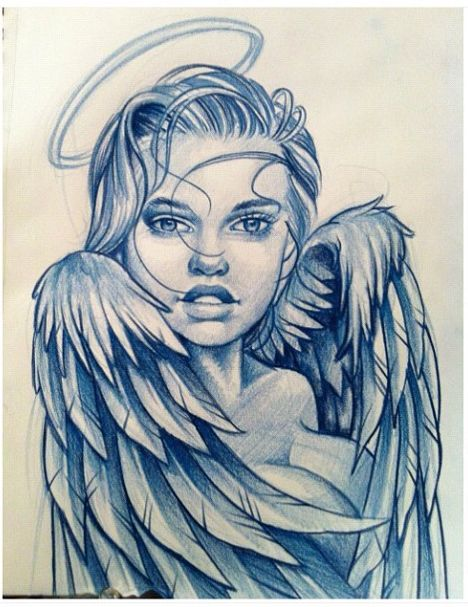 Angel Fine Art Stencils