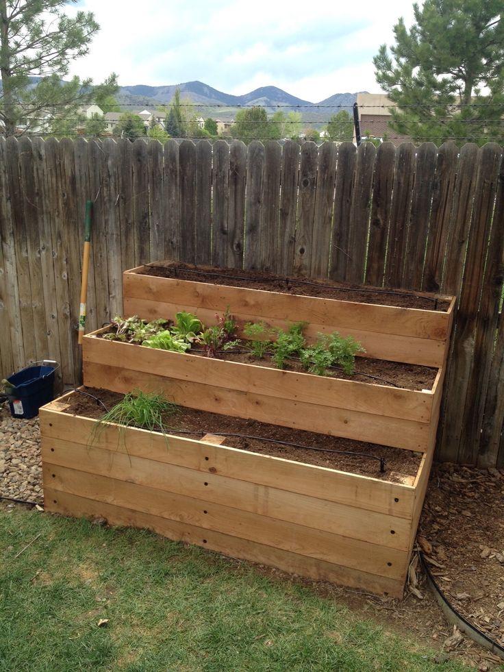Cedar Raised Garden Plans