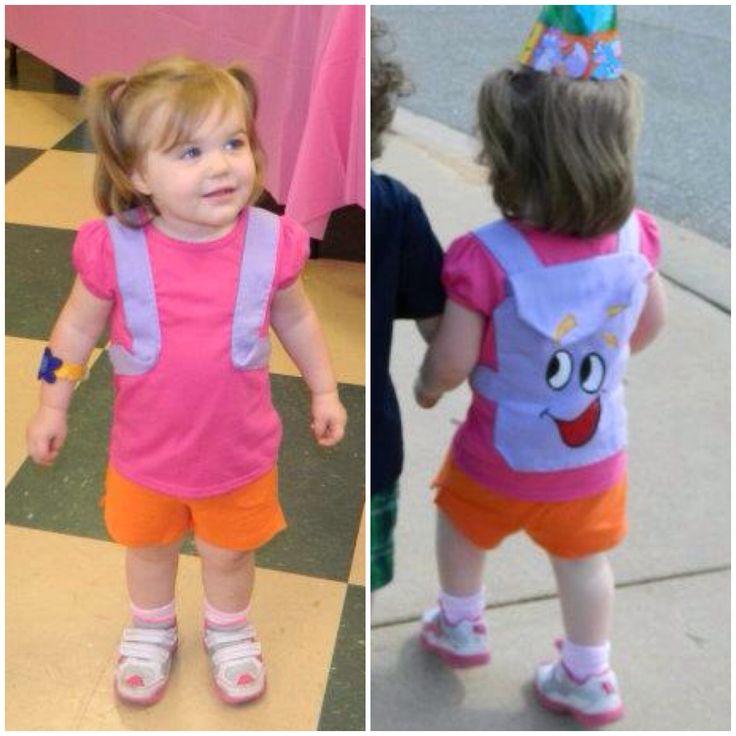 15 best Dora the Explorer Costume images on Pinterest
