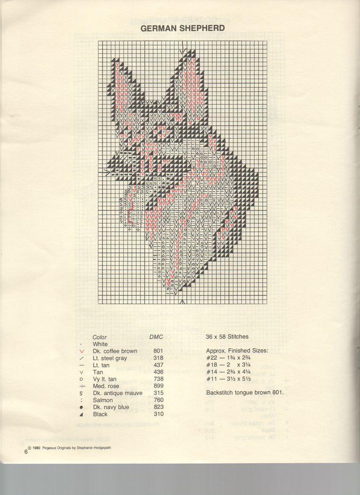 John Deere Crochet Chart