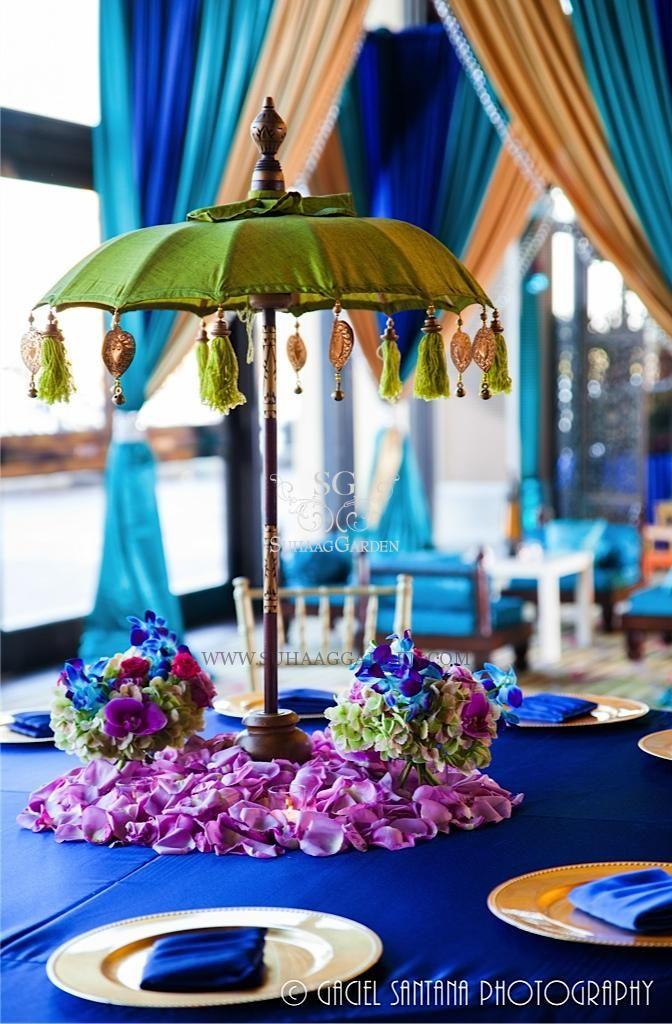 Garden Table Umbrella