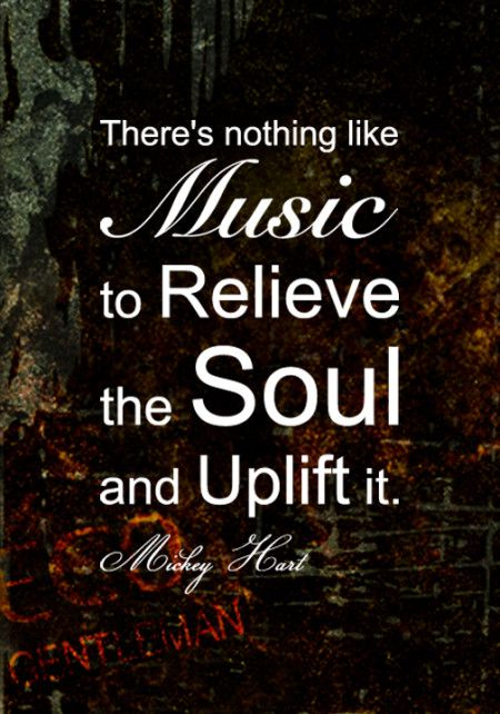 Music Cures Soul Quotes