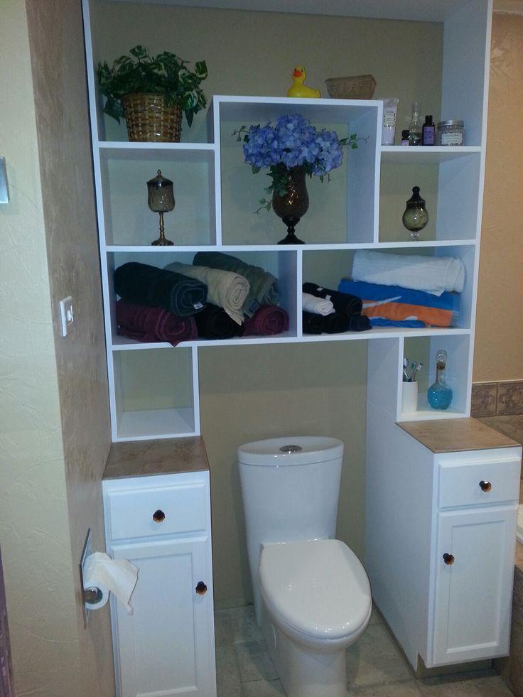 Bathroom Decor And Storage