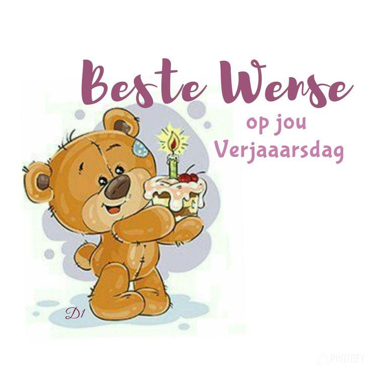 Verjaarsdag Wense Profesioneel
