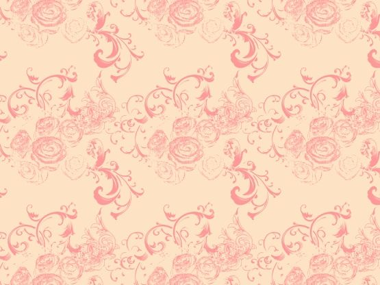 Printable Dollhouse Wallpaper Bedroom