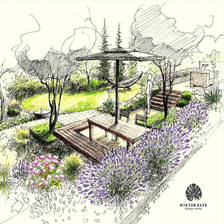 Projektant ogrodów Wiktor Kłyk zaprasza do zapoznania się ...