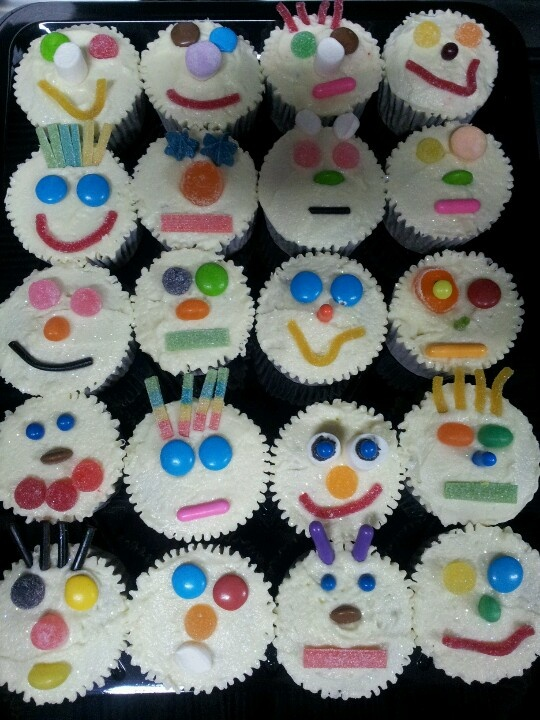 Easter Rabbit Cake Cupcakes