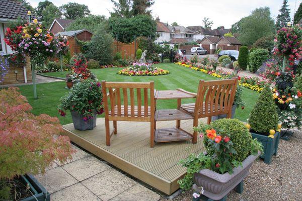 Garden Ideas Small Areas