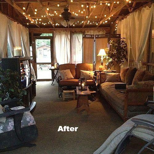 Rooms String Lights