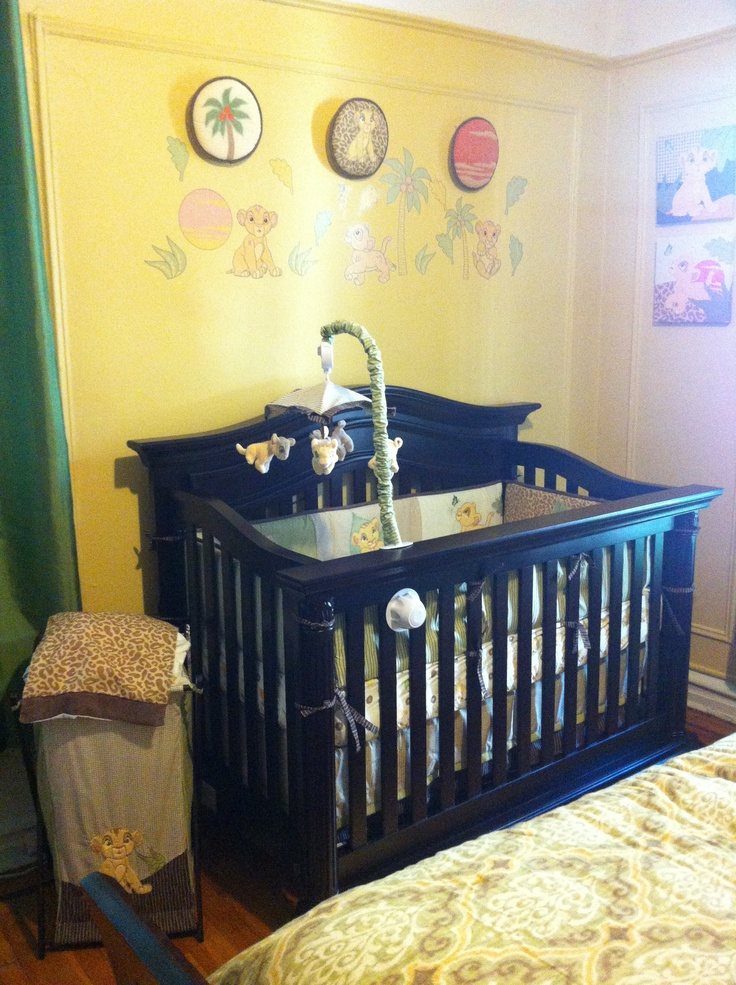 Lion King Baby Room Decor Newborn Pinterest We