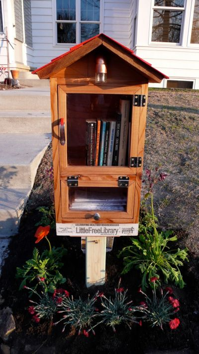 1000+ images about Examples of Little Free Libraries on ...