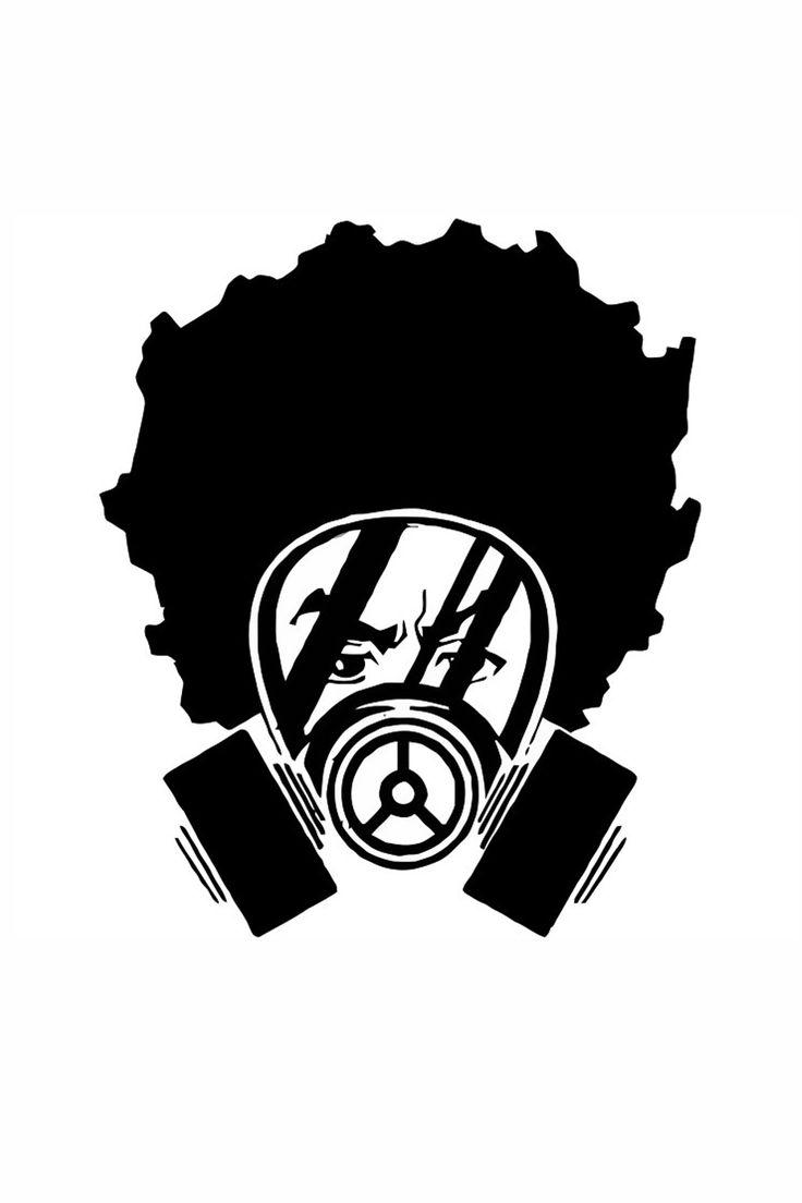 Boondocks Huey Afro Samurai