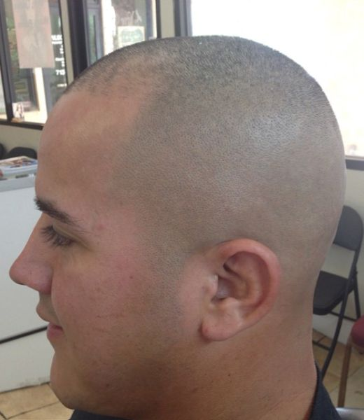 Guard 1 Haircut