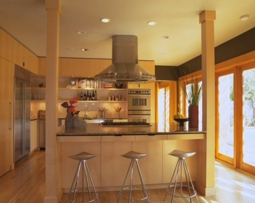 Long Thin Kitchen Ideas