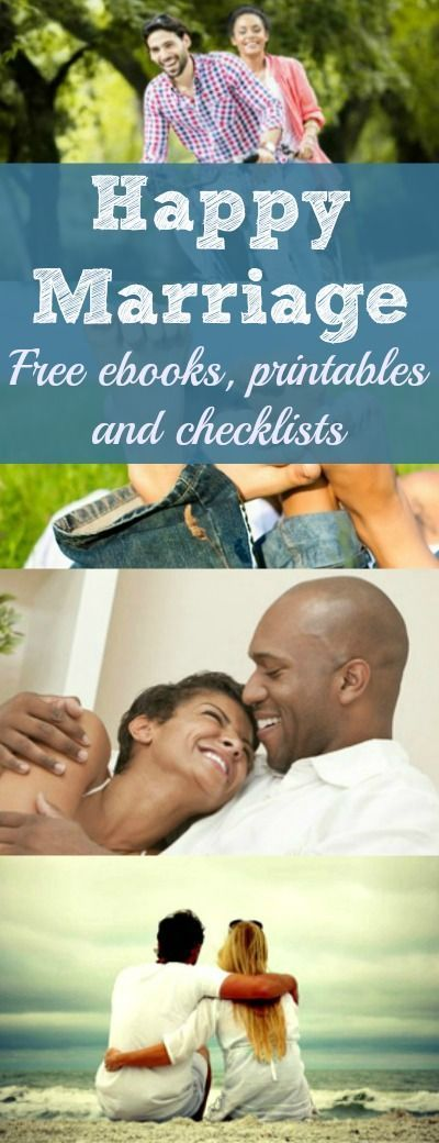 Strong Marriage Checklist